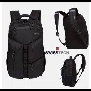 Swiss Tech Appenzell Backpack Laptop Bag